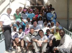 Swiss Team pediatric cardiac surgery Asmara Eritrea